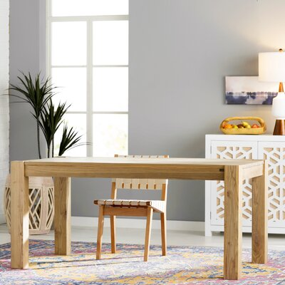 Desaree Wood Dining Table