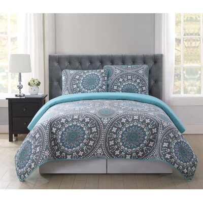 Anahi Quilt Set Size: King