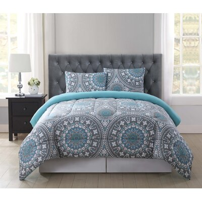 Anahi Comforter Set Size: Twin XL