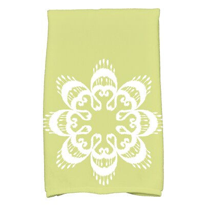 Hand Towel Color: Green