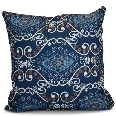 Soluri Illuminate Geometric Euro Pillow