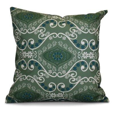 Soluri Illuminate Geometric Throw Pillow Size: 16