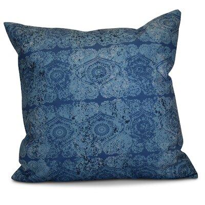Soluri Patina Geometric Euro Pillow