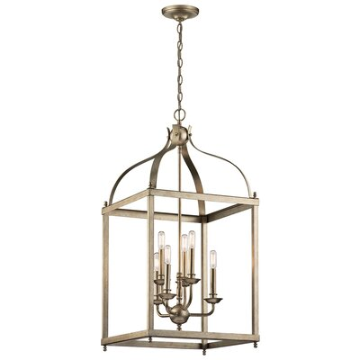 Celestine 6-Light Candle-Style Chandelier
