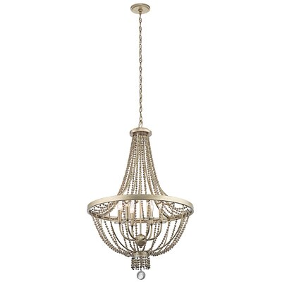 Erik 6-Light Empire Chandelier