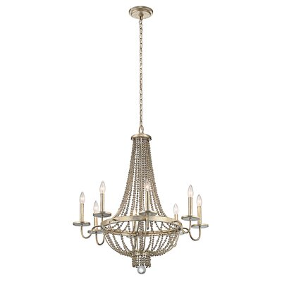 Erik 8-Light Empire Chandelier