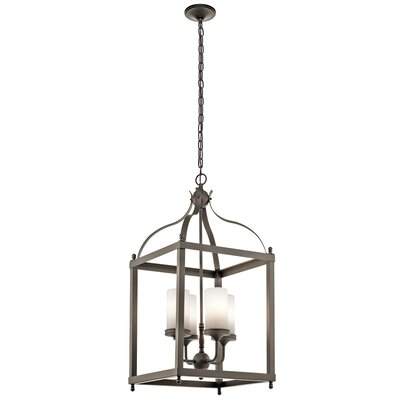 Celestine 4-Light Foyer Pendant