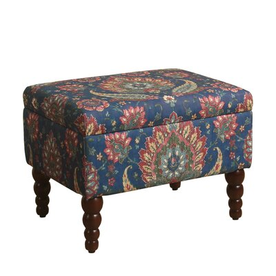 Chirala Rectangular Storage Ottoman