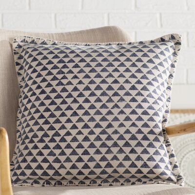 Carsen Cotton Throw Pillow