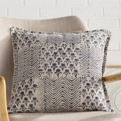 Carsen Stonewash Throw Pillow
