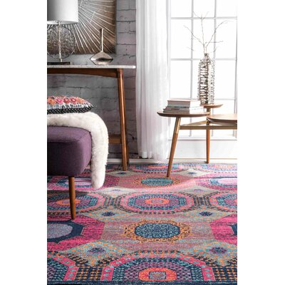 Lawrence Multi Area Rug Rug Size: Rectangle 8' x 10'