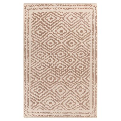 Sala Dark Taupe Area Rug Rug Size: Rectangle 8 x 11