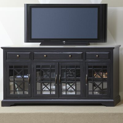 Daisi 60 TV Stand Color: Antique