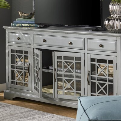 Daisi 60 TV Stand Color: Coin Gray