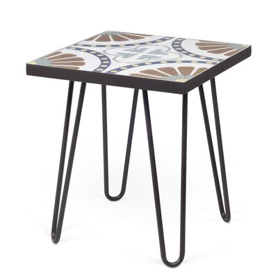 Choual End Table