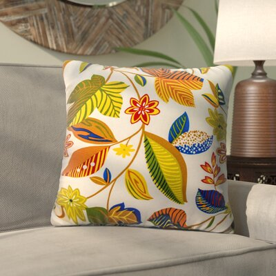 Alla Outdoor Throw Pillow Color: Esprit
