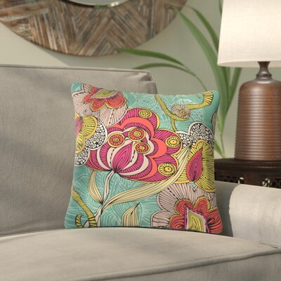 Deepak Indoor/Outdoor Throw Pillow Size: Small