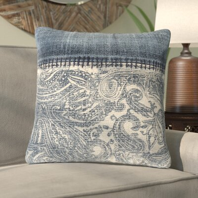 Hanson Cotton Throw Pillow