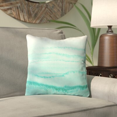 Carmen Color My World Indoor/Outdoor Throw Pillow Size: 18 H x 18 W x 5 D