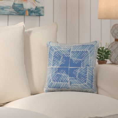 Carlotta Geometric Throw Pillow Size: 16 H x 16 W x 6 D