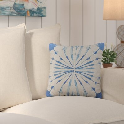 Carlotta Throw Pillow Size: 16 H x 16 W x 6 D
