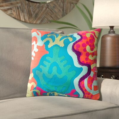 Edam 100% Cotton Throw Pillow