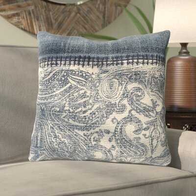 Kaden Down Cotton Throw Pillow