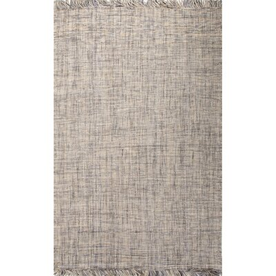 Chadwick Gray Solid Indoor/Outdoor Area Rug Rug Size: 5 x 8