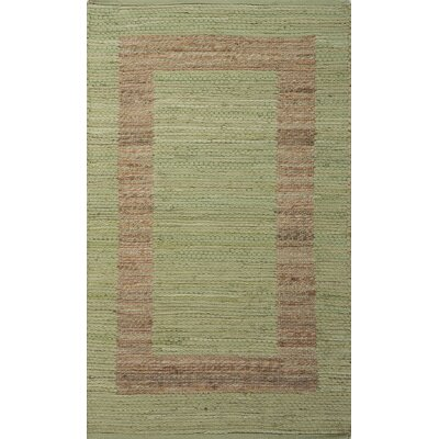 Kasen Green/Taupe Natural Area Rug