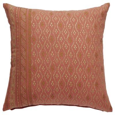 Melvin Cotton Throw Pillow Color: Aragon/Pebble