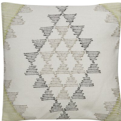 Elita Tribal Pattern Square Throw Pillow