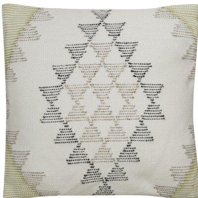Elita Tribal Pattern Square Throw Pillow