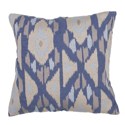 Alonzo Tribal Cotton Throw Pillow