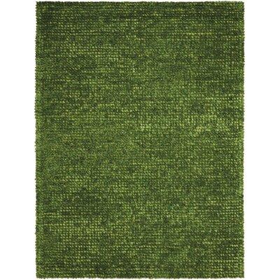 Torvehallerne Green Area Rug Rug Size: 56 x 75