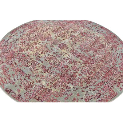 Felipe Blue  Indoor/Outdoor Area Rug Rug Size: 4 x 6