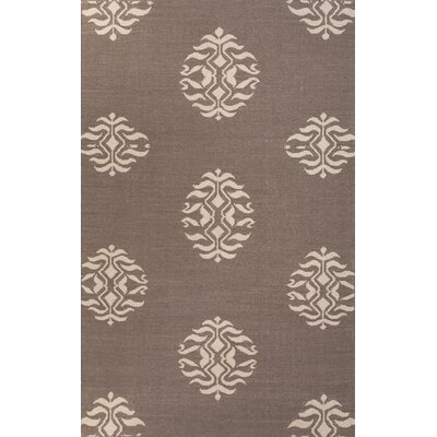 Tristin Brown Area Rug Rug Size: 2 x 3