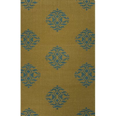 Tristin Medium Brown Moroccan Area Rug Rug Size: 8 x 10