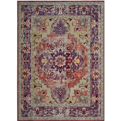 Norwood Area Rug Rug Size: 51 x 79