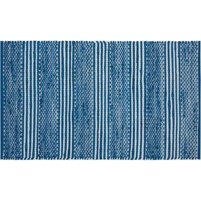 Maywood Doormat Color: Denim