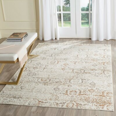 Marissa Area Rug Rug Size: Rectangle 4 x 6