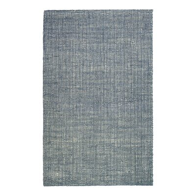 Socrate Hand-Woven Cream Area Rug Rug Size: 8 x 10