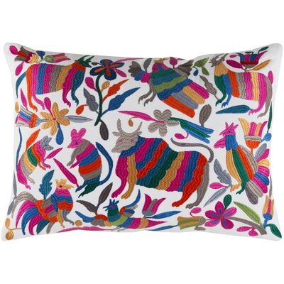 Marlon Cotton Lumbar Pillow