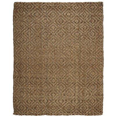 Korbin Hand-Woven Area Rug Rug Size: 5 x 8