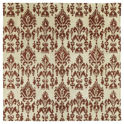 Gilles (Boulouparis ) Brown/Tan Area Rug Rug Size: 4 x 6