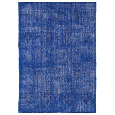 Koh Blue Area Rug Rug Size: 9 x 12