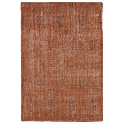 Tonya Pumpkin Area Rug Rug Size: Rectangle 56 x 86