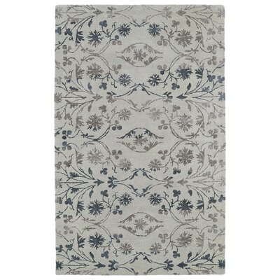 Paita Gray Area Rug Rug Size: Rectangle 5 x 79