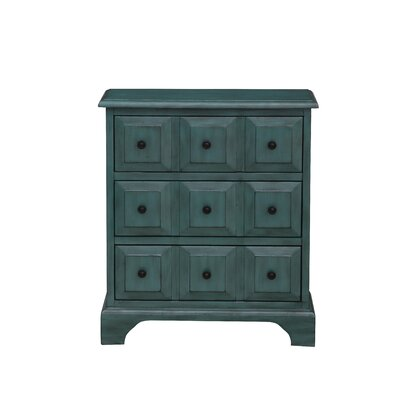 Herman 3 Drawer Standard Chest