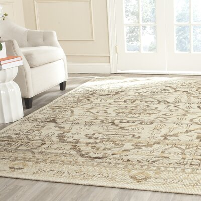 Walters Natural Rug Rug Size: Rectangle 9 x 12