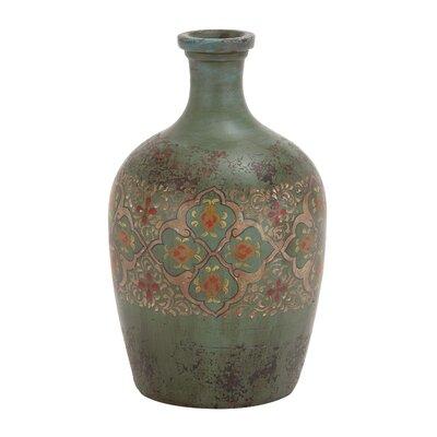Styled Francisco Terracotta Vase